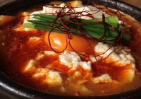 キムチ鍋、石焼ビビンバ